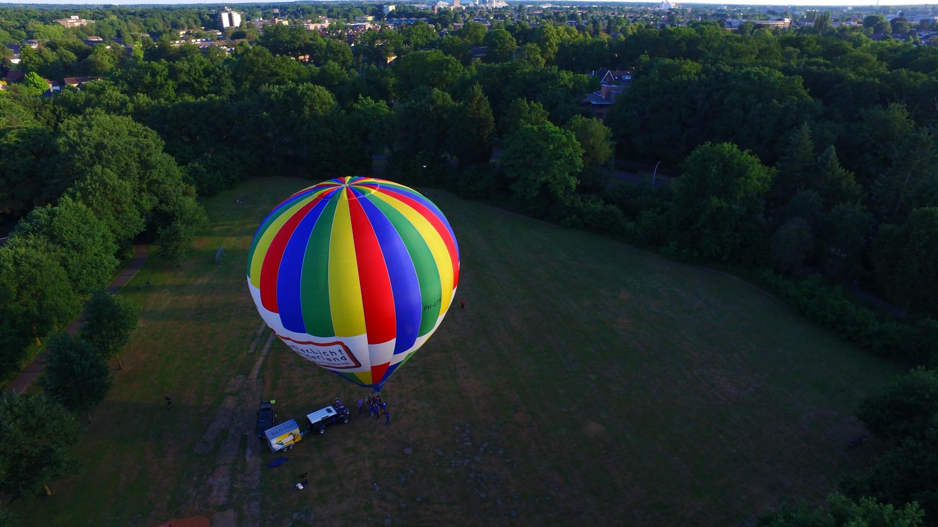 Drone-Works Ballon
