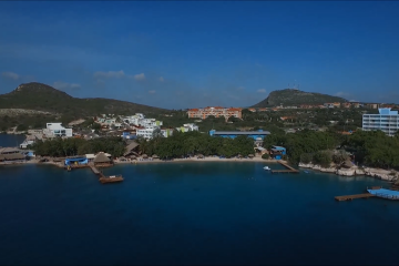 Drone-Works op Curaçao